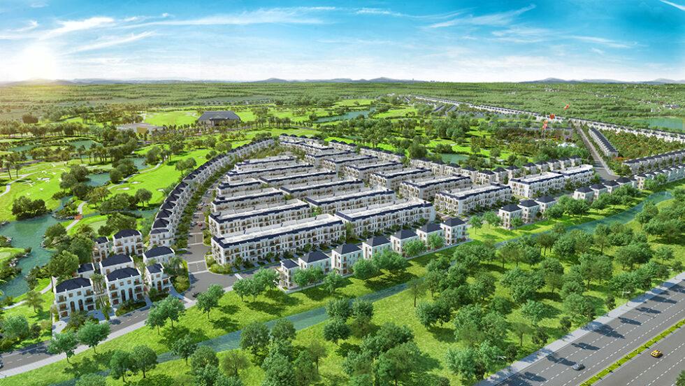 """Biệt thự sinh thái golf West Lakes """"giải cơn khát"""" cho nhà đầu tư"""